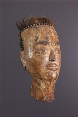 Puppet head Si gale-gale Toba Batak