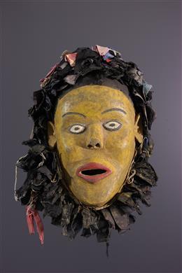 Tribal art - Nyao, Nyau, Chewa mask