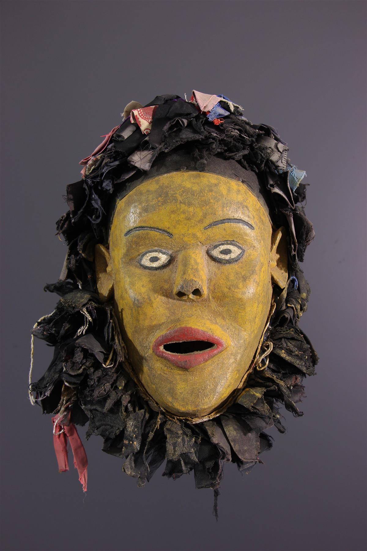 Chewa mask - Tribal art