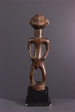 Tribal art - Bemba fetish statuette