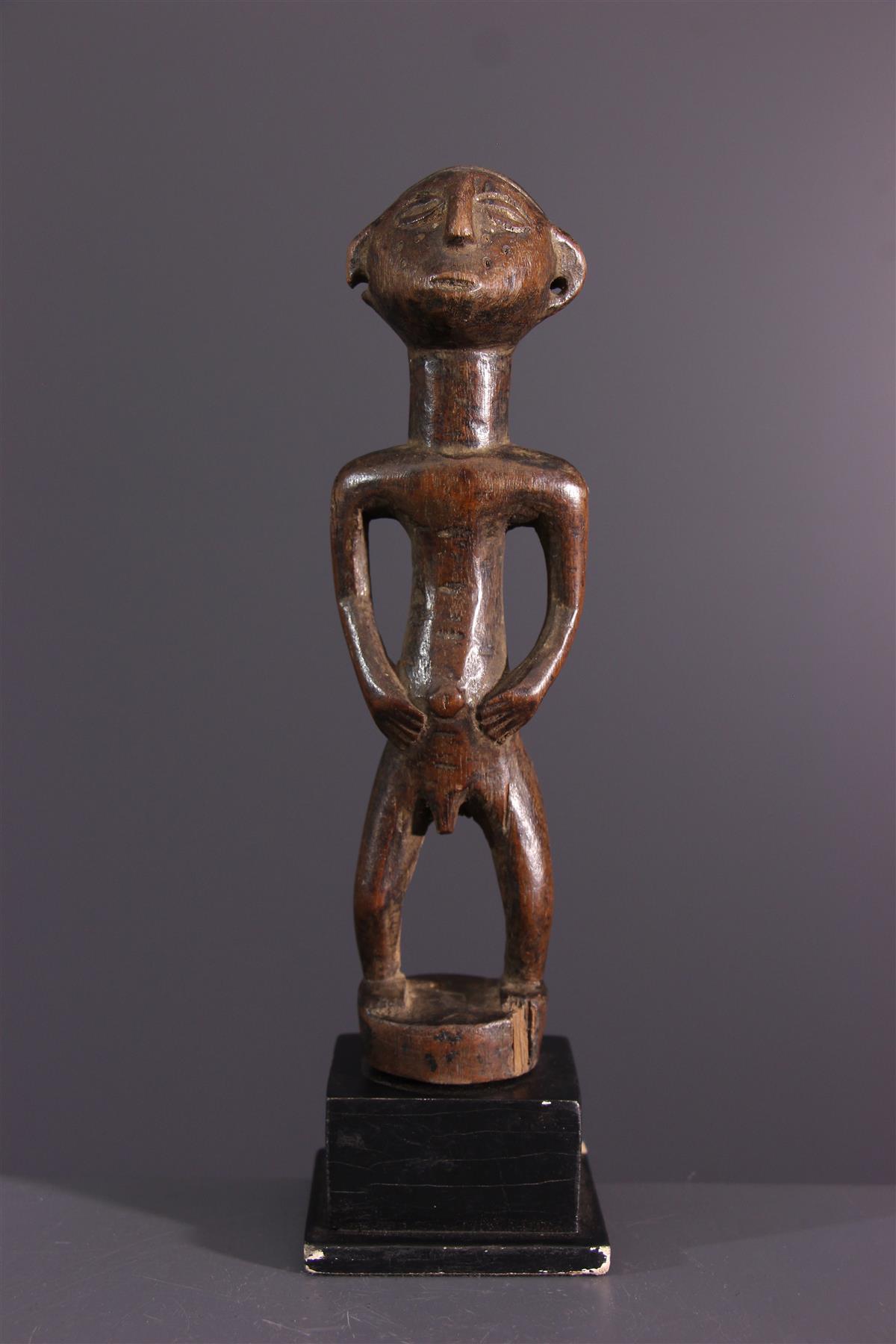 Statuette Bemba - Tribal art