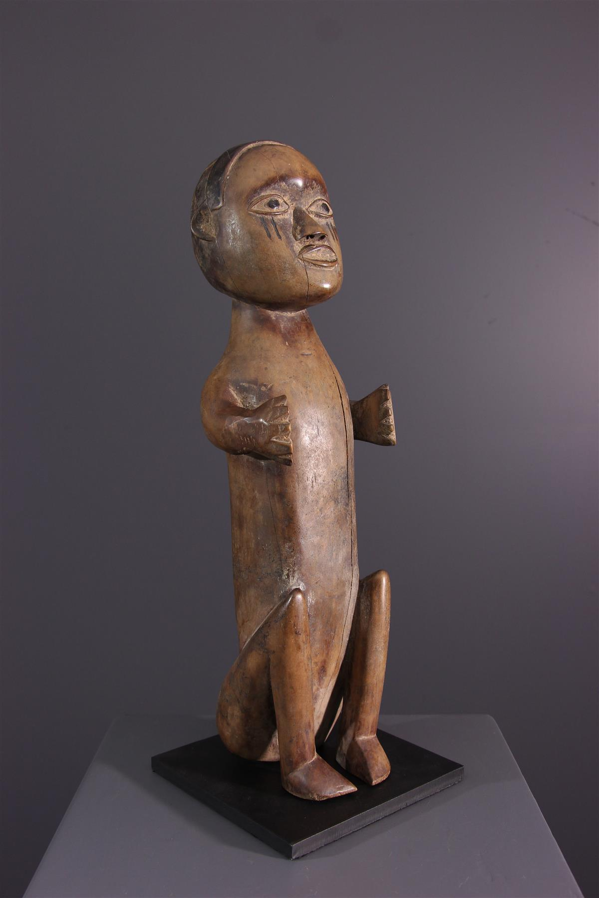 Statue Bemba - Tribal art