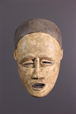 Masquette Congo Yombe