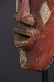 Masque africainBiombo mask