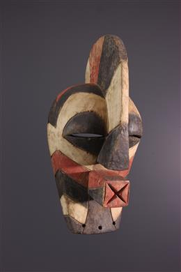 Songye Kifwebe Mask