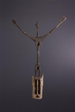 Tribal art - Dogon Satimbe Mask