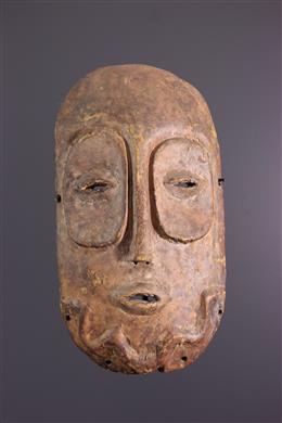 Tribal art - Bembe mask