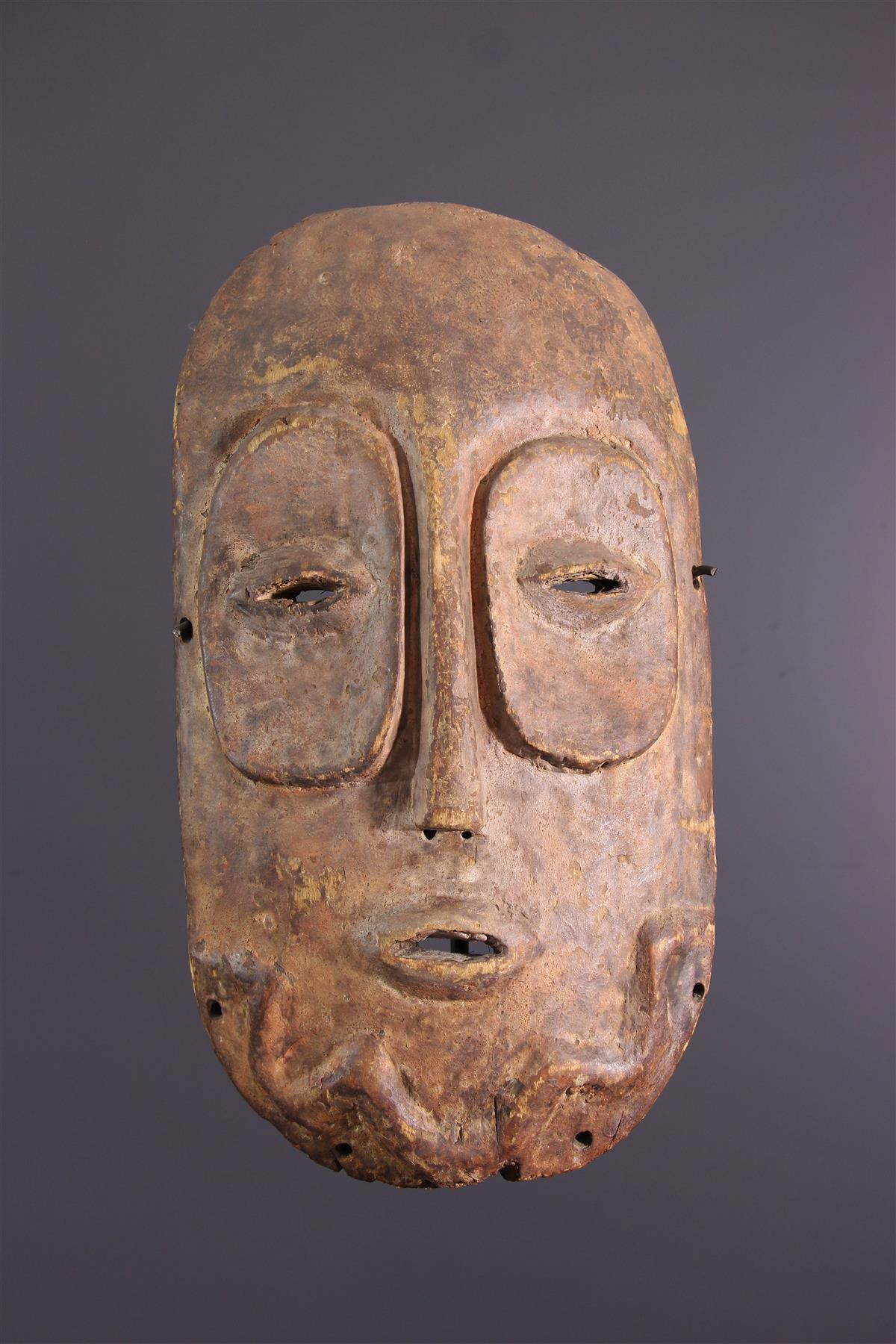 Bembe mask - Tribal art
