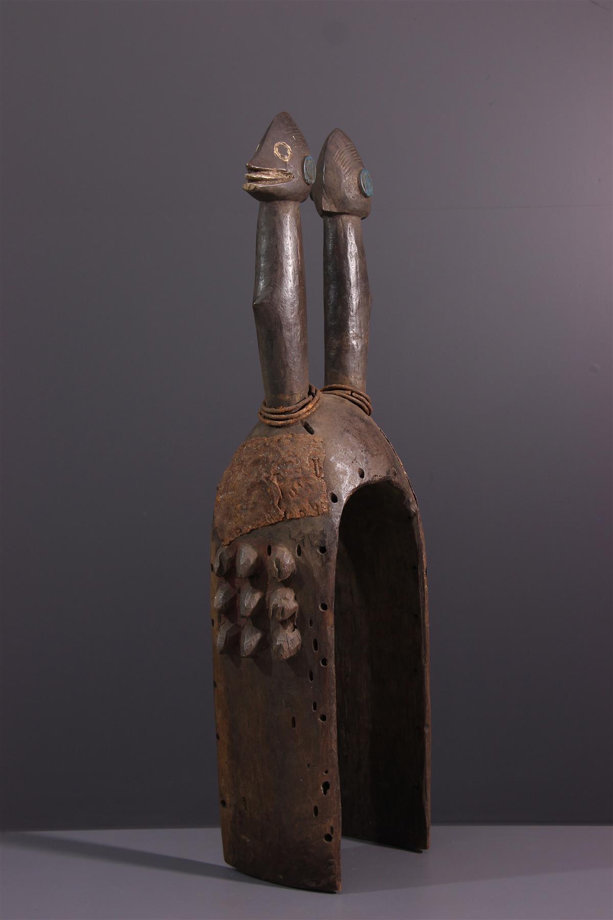 Mumuye Mask - Tribal art