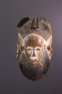 Tribal art - Ngontang Fang Ntumu Mask