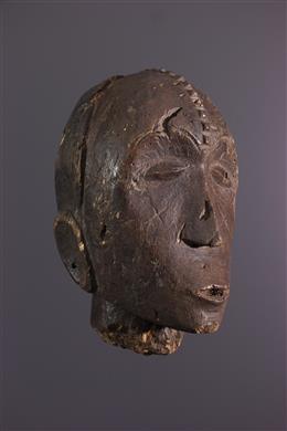 Tribal art - Head Ngbandi Ngbirondo