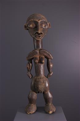 Female figure Zande