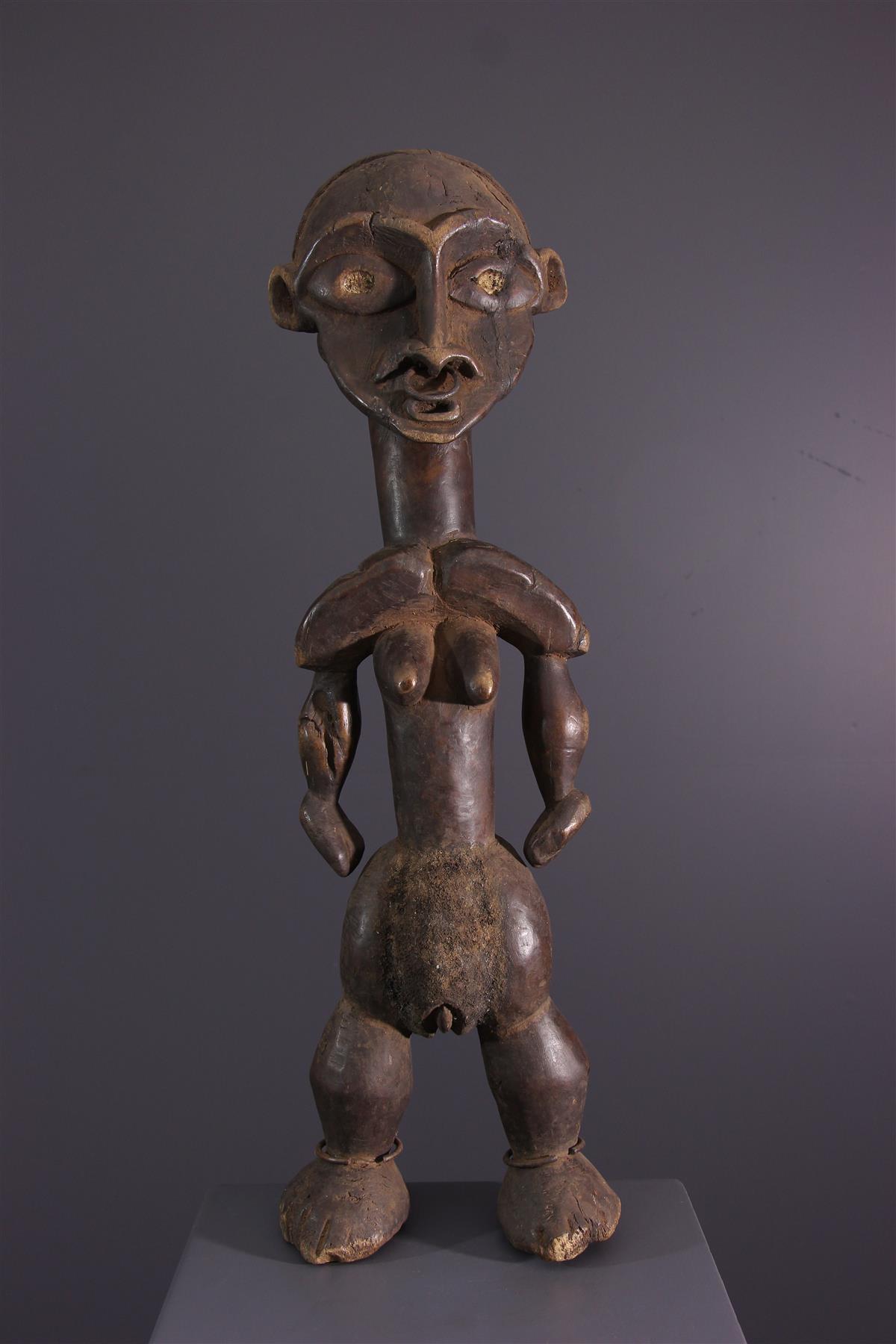 Statue Zande - Tribal art