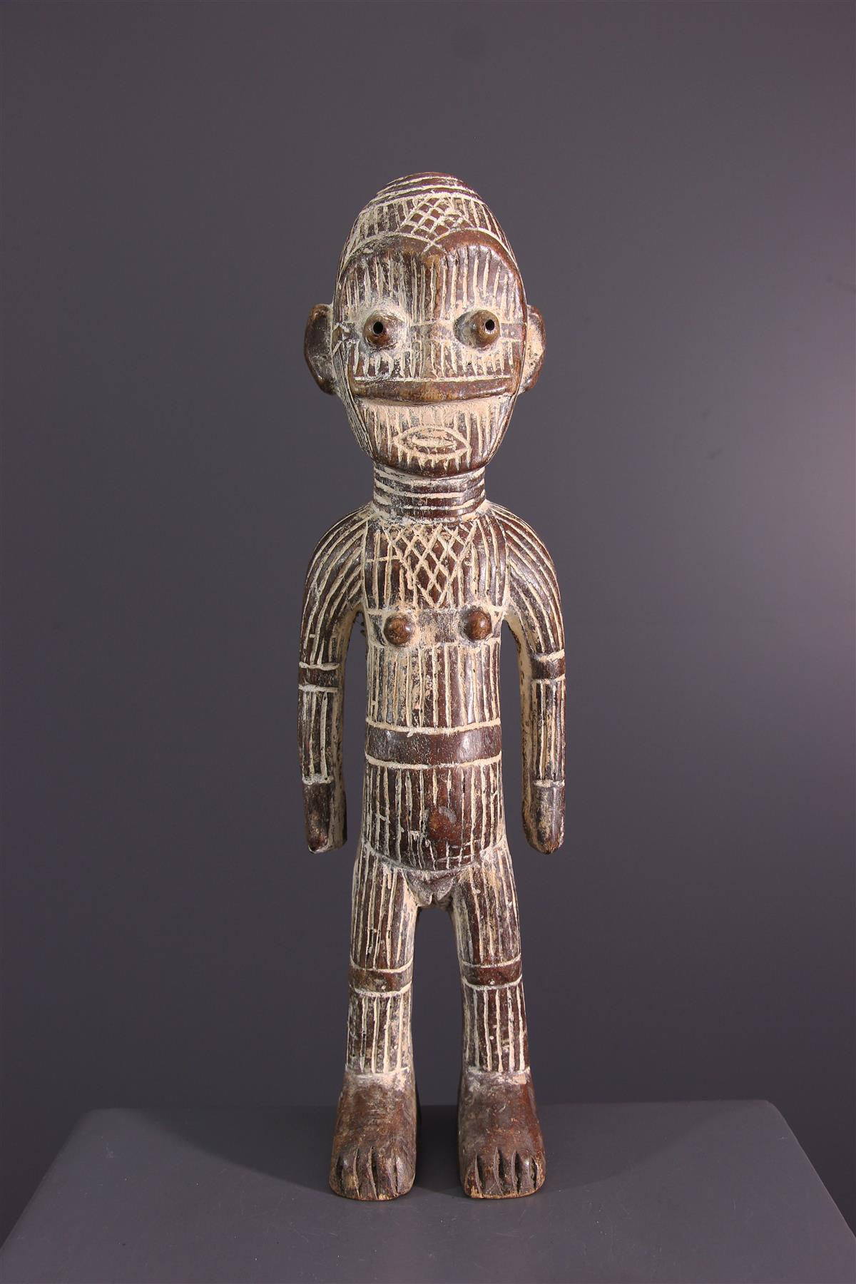 Metoko figure - Tribal art