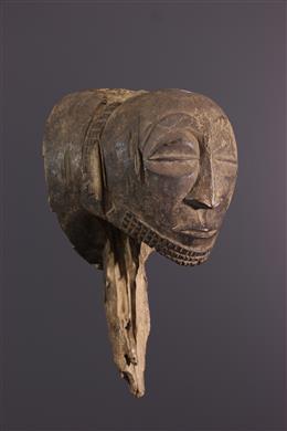 Tribal art - Head Hemba Singiti