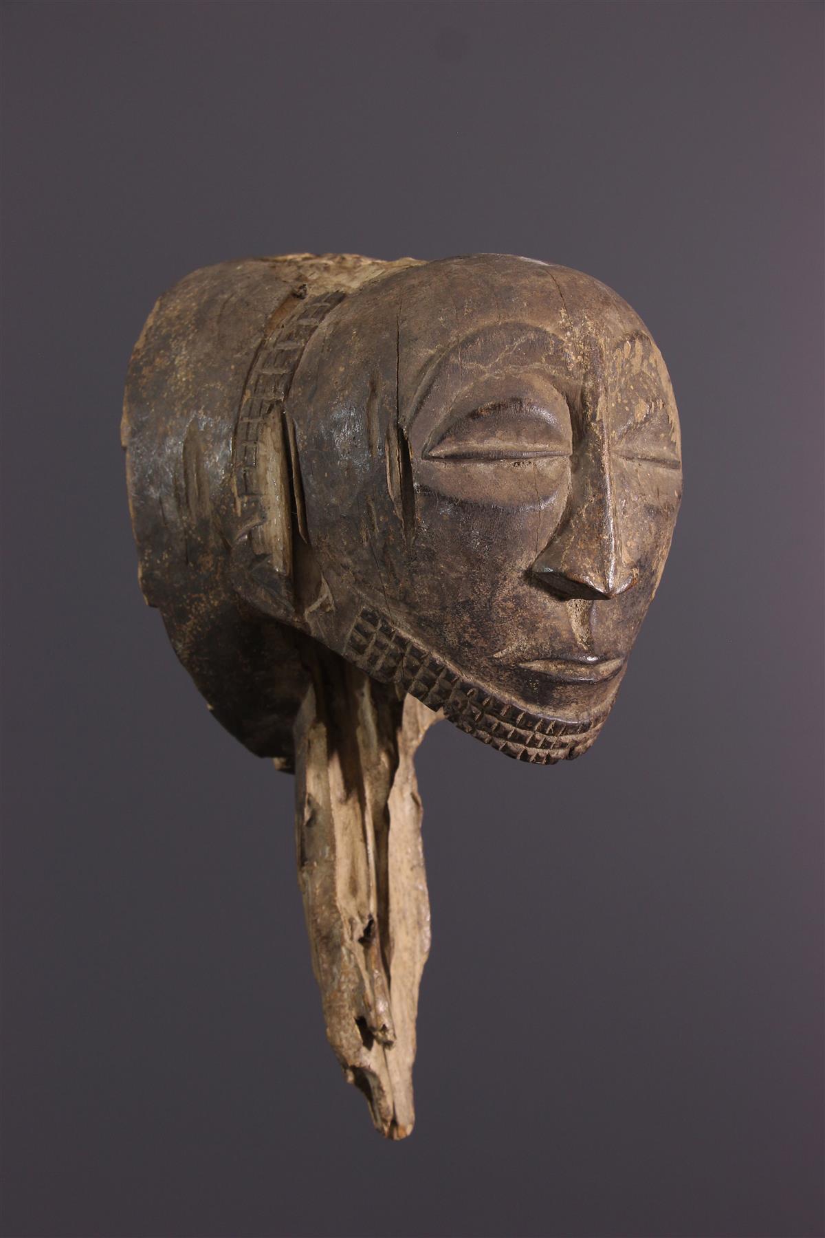 Head Hemba - Tribal art