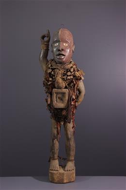 Tribal art - Statue Nkondi Solongo