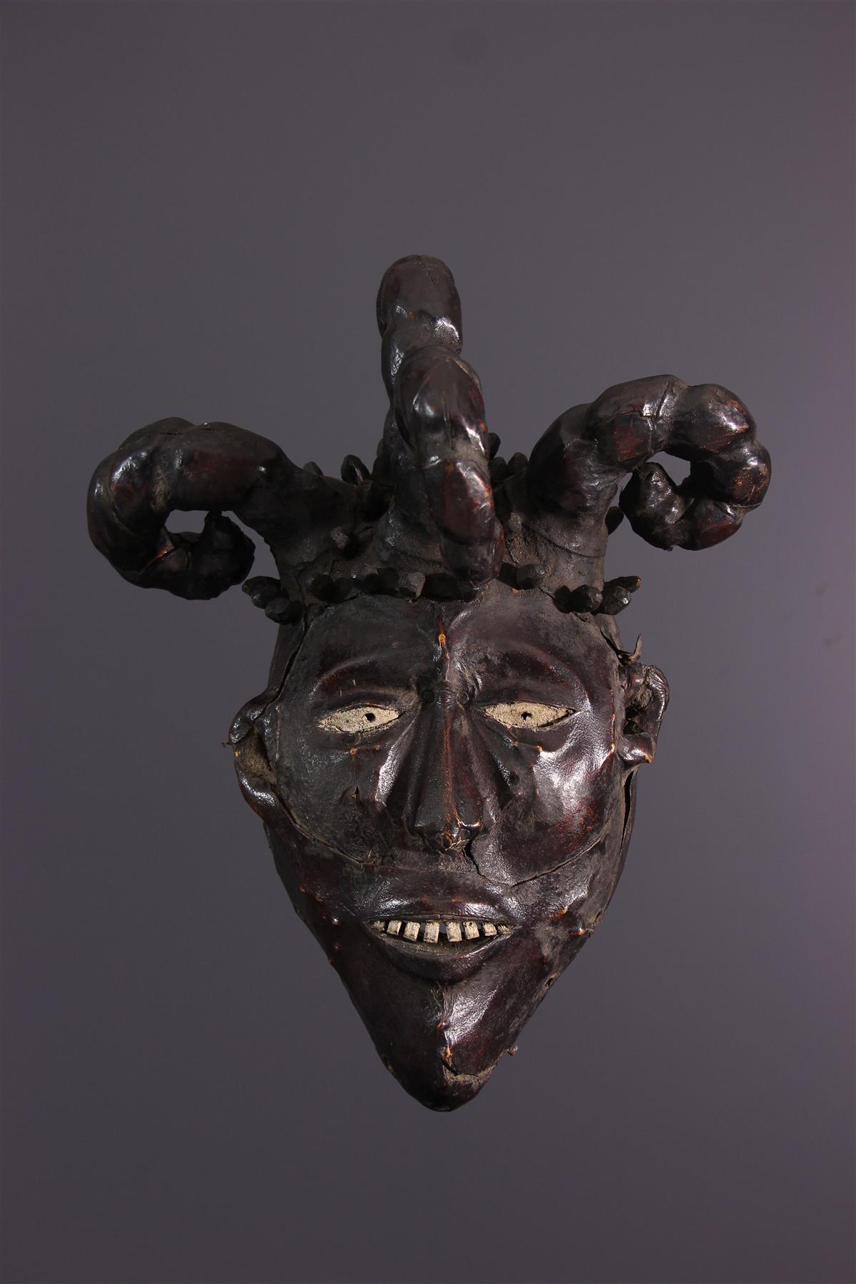 Ejagham Mask - Tribal art