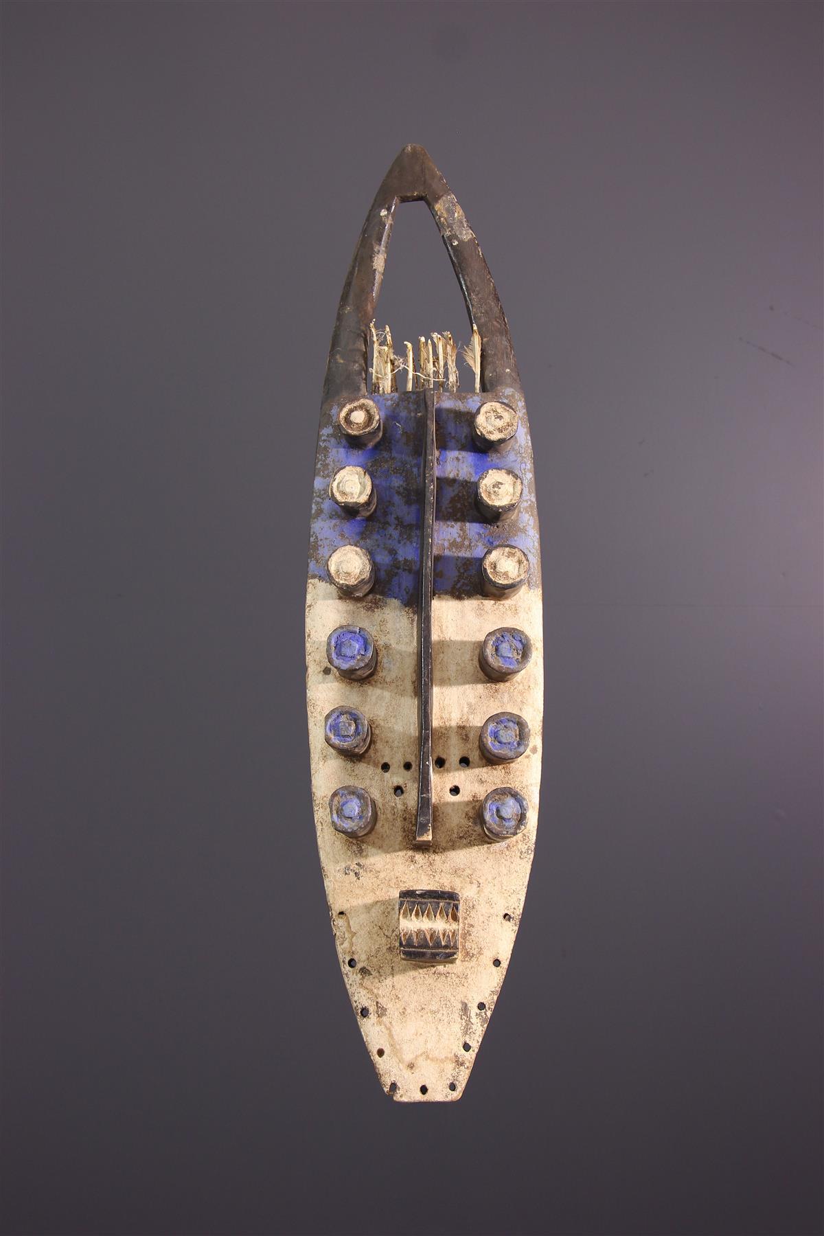 Kru Mask - Tribal art