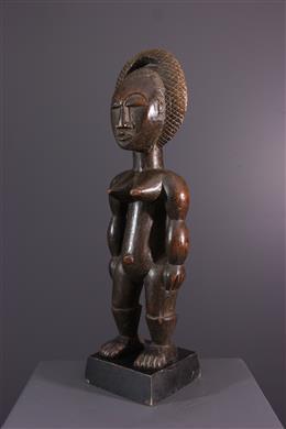 Attié female statue