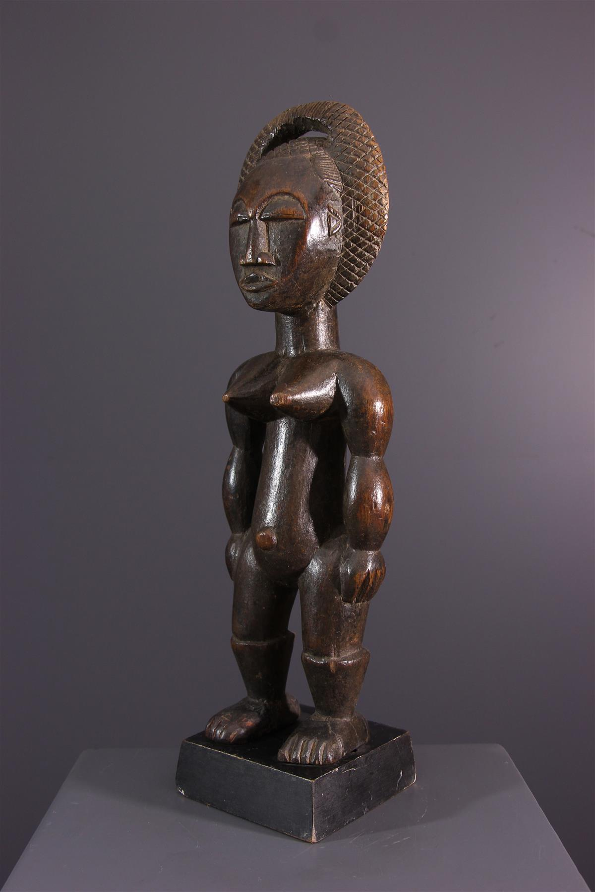 Statue Attié - Tribal art