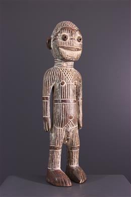 Tribal art - Mens statuette Metoko Kakungu