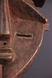 Masque africainLualua Mask