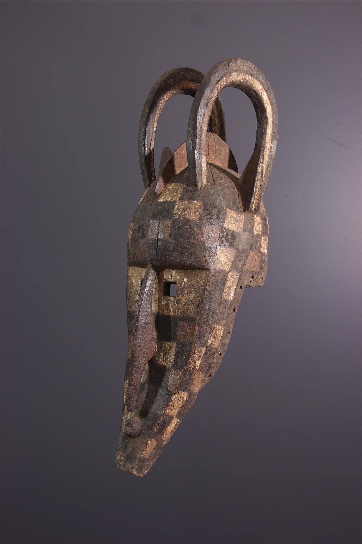Bobo Mask - Tribal art