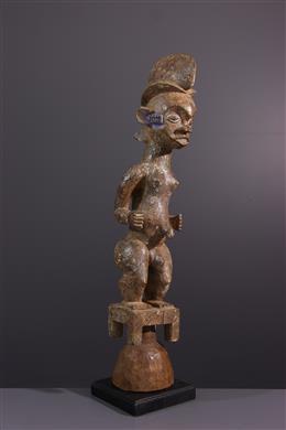 Tribal art - Igbo or Eket Dance Crest
