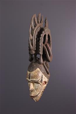 Igbo Agbogo Mmwo Mask