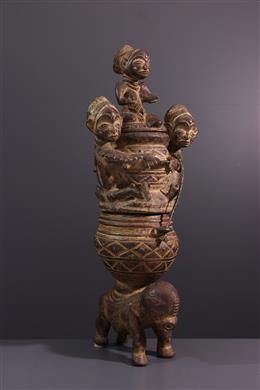 Double figurative cut Luba Kiteya