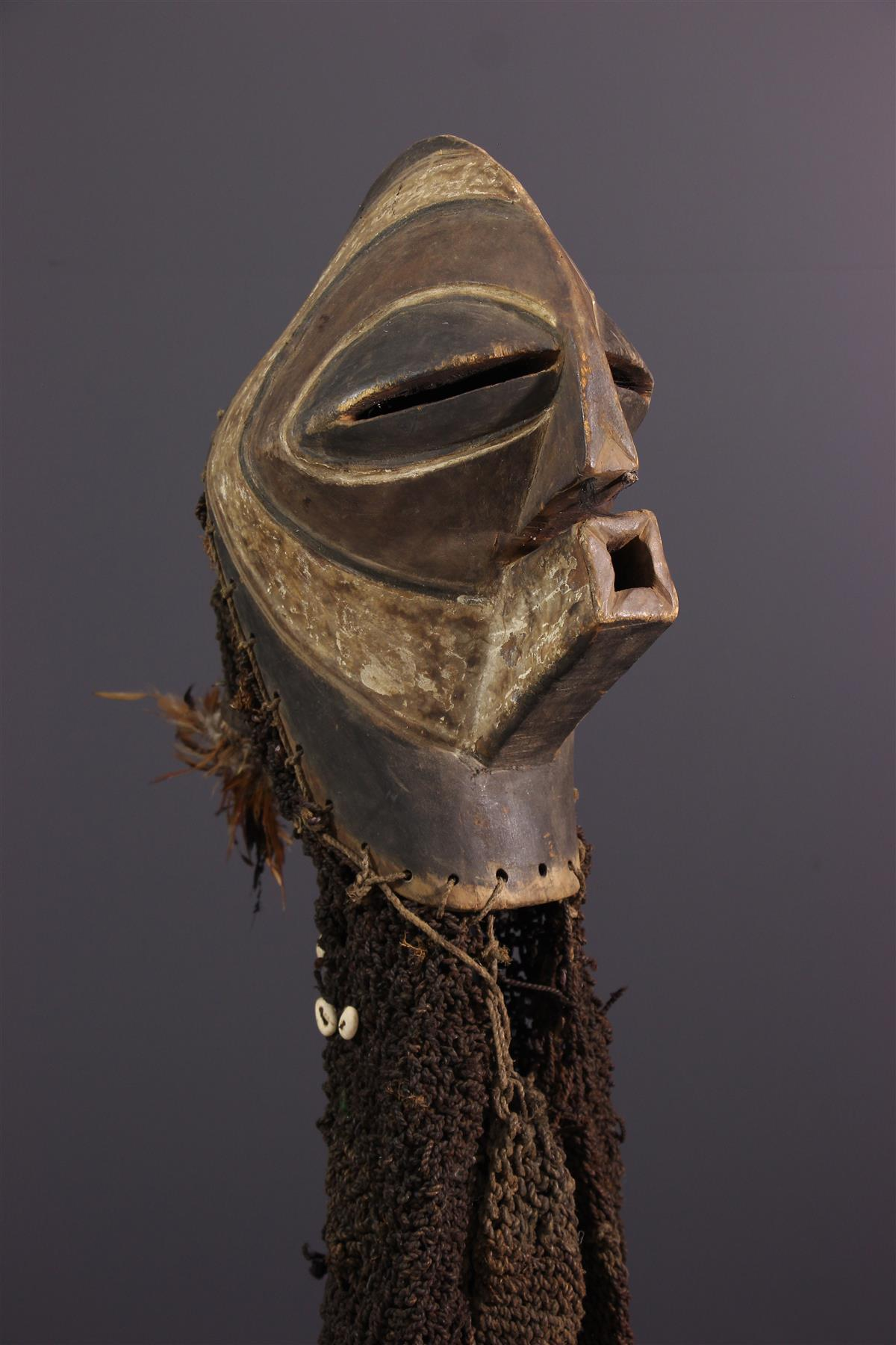 Songye Mask - Tribal art