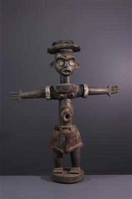 Tribal art - Statue of Congo Nkishi