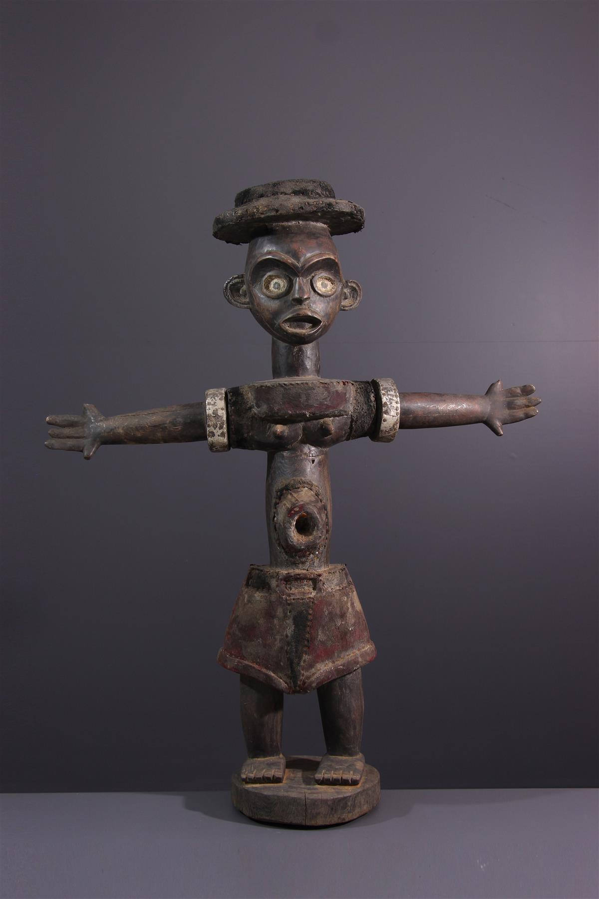 Statue of Congo - Tribal art