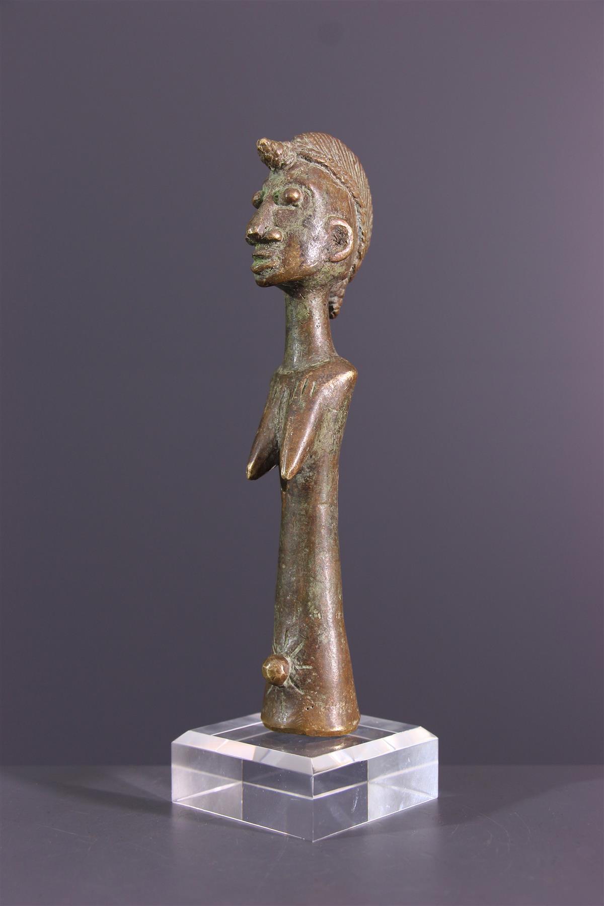 Biga doll - Tribal art