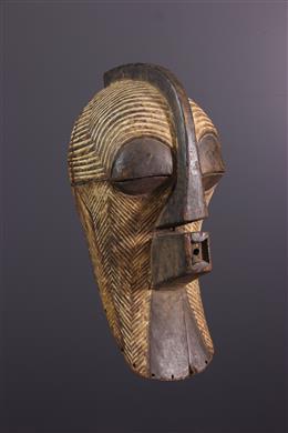 Tribal art - Songye Kifwebe Kilume mask