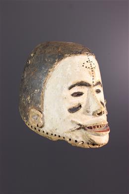Idoma Okua crest mask