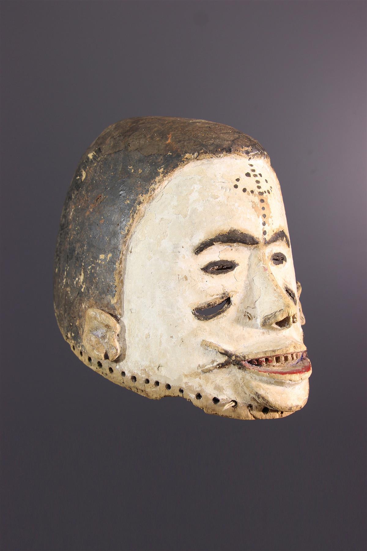 Idoma mask - Tribal art