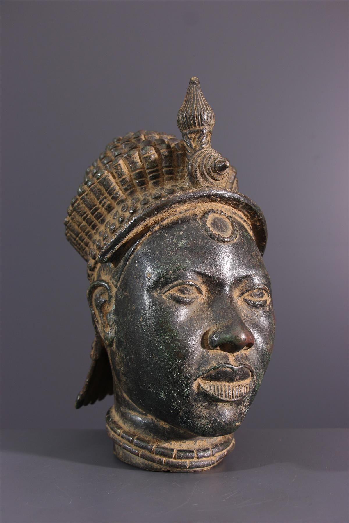 Ifé bronze - Tribal art