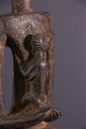 MaternitéSenoufo statuette