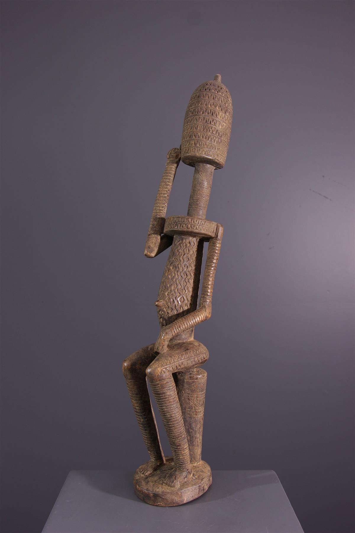 Dogon statue - Tribal art