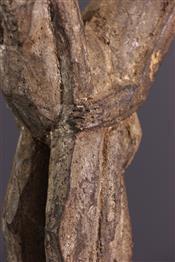 Statues africainesLobi figure