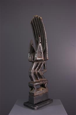 Tribal art - Bamana, Bambara,  Tji wara crest