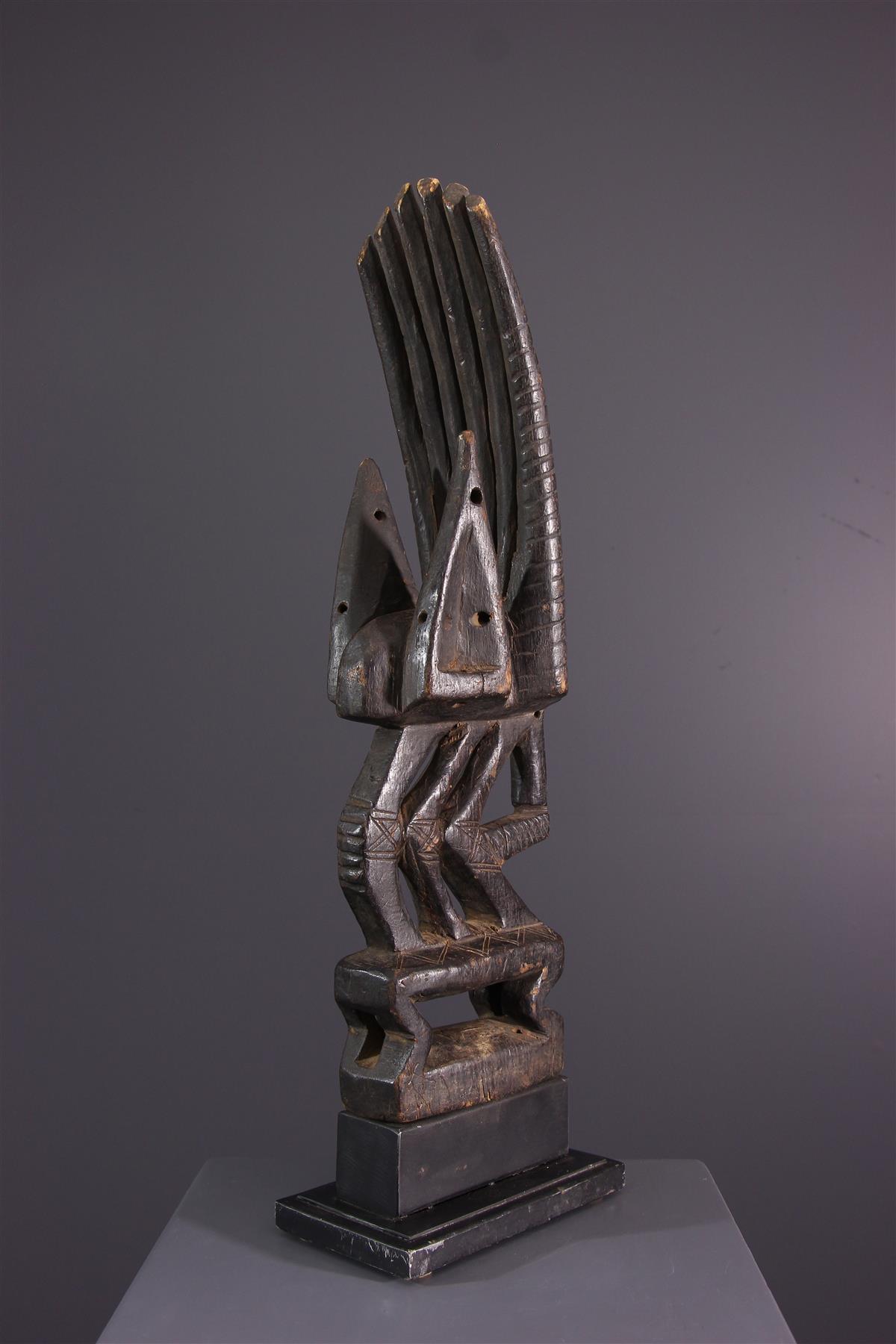 Ci wara Bamana - Tribal art