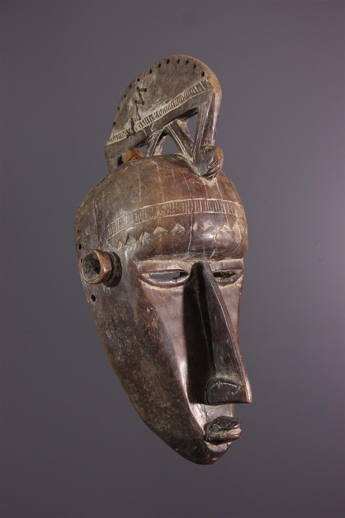Bamana mask - Tribal art