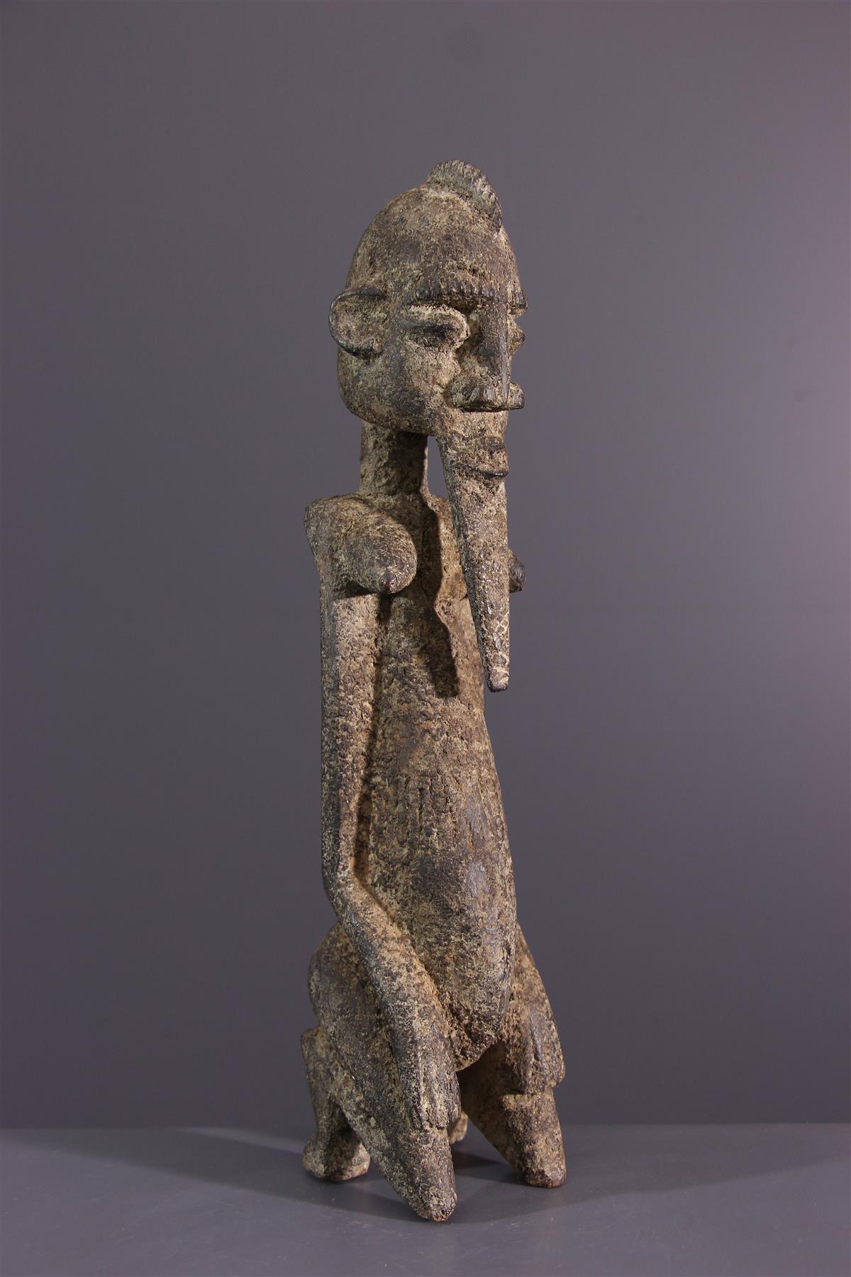 Dogon figure - Tribal art