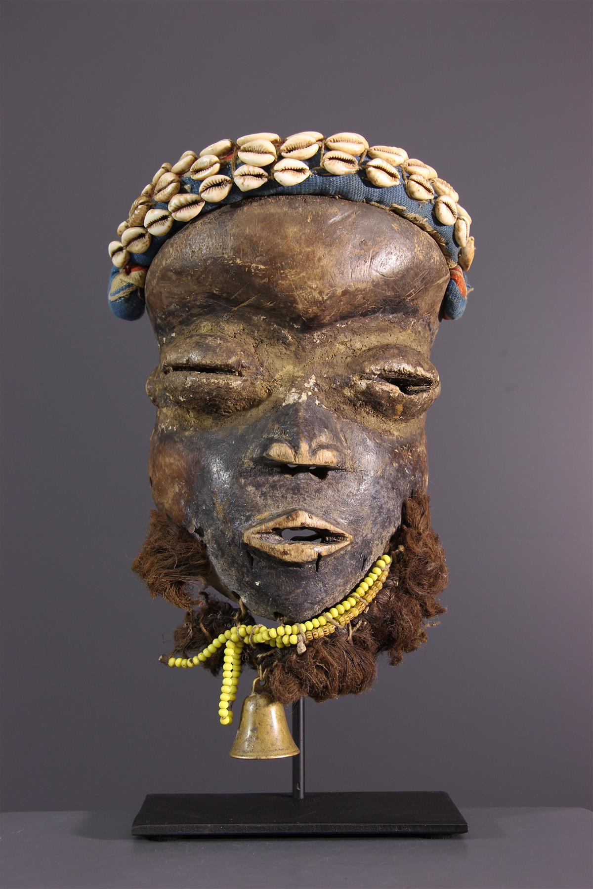 Wobé mask - Tribal art