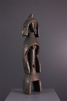 Tribal art - Mumuye Lagalagana statue