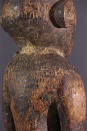 Statues africainesKomtin statue