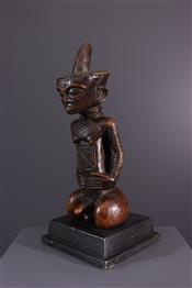 Statues africainesDengese figure